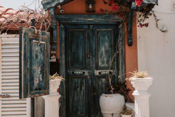 House Door Turkey